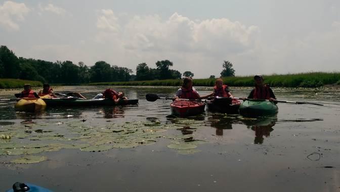 Montezuma Audubon Center's Youth Sportsman AndWildlife Adventure Summer Camps—July 11–July 29, 2016