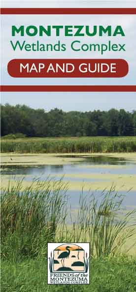 Montezuma Wetlands Complex Map and Guide